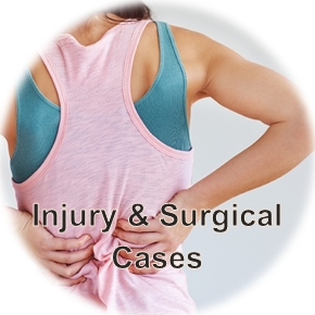 Massage with Injury or Surgery
